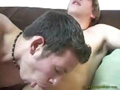 3 Str8 Boys Sucking