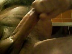 Hairy Jerking And Cuming