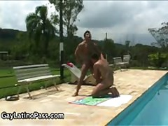 Andre And Ricardo Latino Homosexual Fucked And Sucked 5 By GayLatinoPass