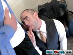 Queer Fucked And Sucked At The Work 13 By HardOnJob