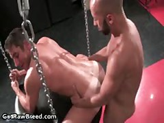 Igor Lucas And Zac Zaven Extreme Homosexual Hard Core Making Out On Rubbing Bed Three By GetRawBreed
