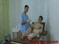 Uretra Massage For Twink Boy