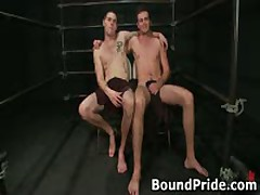 Bound Gagged And Extreme Torture Gay Bondage 11 By BoundPride