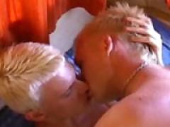 Blonde Boys Barebacking