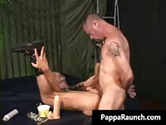 Extreme Homo Hard Core Rectum Making Out Bdsm Iron Scenes Four By PappaRaunch