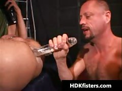 Free Very Extreme Homo Fisting Videos Three By HDKfisters