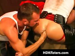 Very Extreme Gay Fisting Videos 2 By HDKfisters
