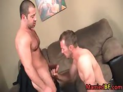 Bear Heterosexual Dude Getting His Stinker Hammered By Gay Weiner Three MarriedBF