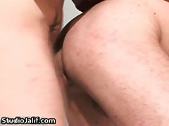 Manu Perronash And Turbo Leon Hard Core Gay Weiner Sucking Off And Anal Fucking Free Gay Sex 1 By StudioJalif