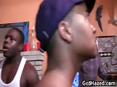 Fresh Hetero School Men Get Homo Hazing 57 By GotHazed