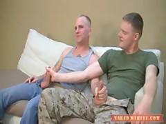 Military Ginger On Ginger