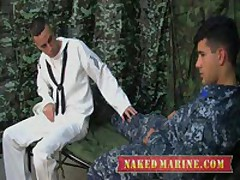 Sailors First Gay Blow Job