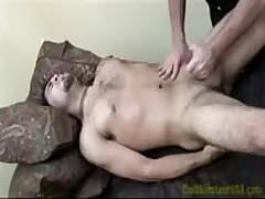 Xio Blows His Creamy Load
