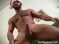 Steamy Cute Homosexual Manly Pulling His Dick 7 By GotMasked