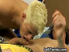 Aroused And Pretty Twinks Making Out Gay Penis 6 By LolliTwinks