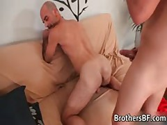 Hot BF Gets His Ass Fucked On Couch 4 By SBF