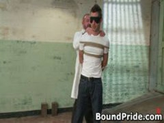 Josh And Kyler In Extreme Gay BDSM Harcore 1 BoundPride