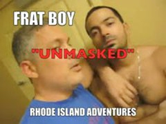 Fratboy Unmasked Raw Dawg
