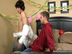 Jacob Marteny And Preston Ettinger Fucking Ass And Sucking Jizzster 1 By HomoHusband