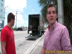 Hot Gay Fucking And Sucking In The Trailer 2 By OutInCrowd