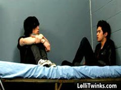 Cute Jason Alcok And Tyler Bolt Gay Fucking On Bed 1 By LolliTwinks