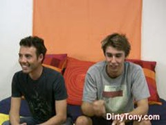 Hot Str8 Surfers Playing Dirty