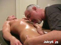 Massage Series #21: Man Handled, S02