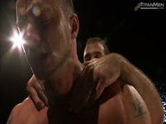 Spencer Reed And Jessie Colter - Punched And Pounded - Scene 1