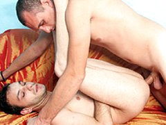 Gay Bareback Fucking With Nasty Creampies