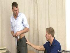 Gavin Waters And Steven Daigle