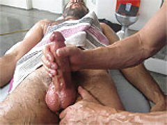 Oily Gay Sex