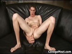 Ryan Dielh Busting His Horny School Penis Rigid And Shoots His Skeet All Over 4 By CollegeMeat