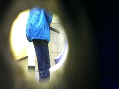 Spycamera Pissing