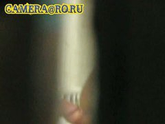 Masturbation In Moscow Toilet