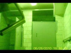 Jerk-Off In Urinals