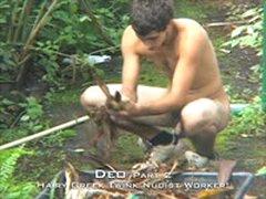 Nude Neighbor Boy Works