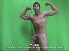 Greek Ex-Marine Stud Alec