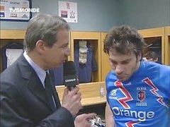 Rugby, Paris Locker Room