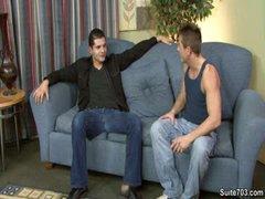 Aiden Morgan And Brad Star
