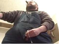 Cigar Top Bear Busts A Nut
