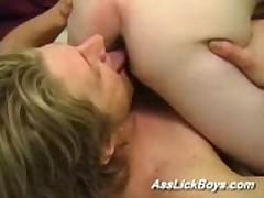 Ass Lick Boys