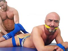 Shay Michaels tops Brian Davilla